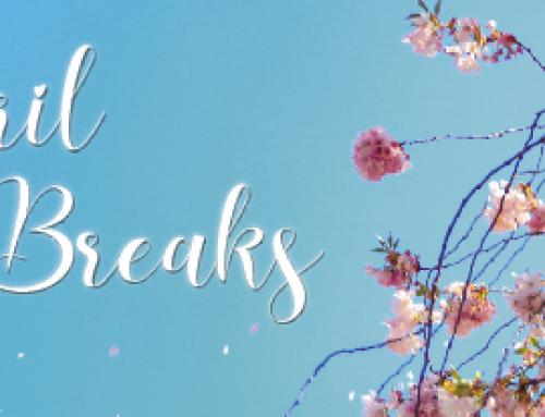 April Breaks