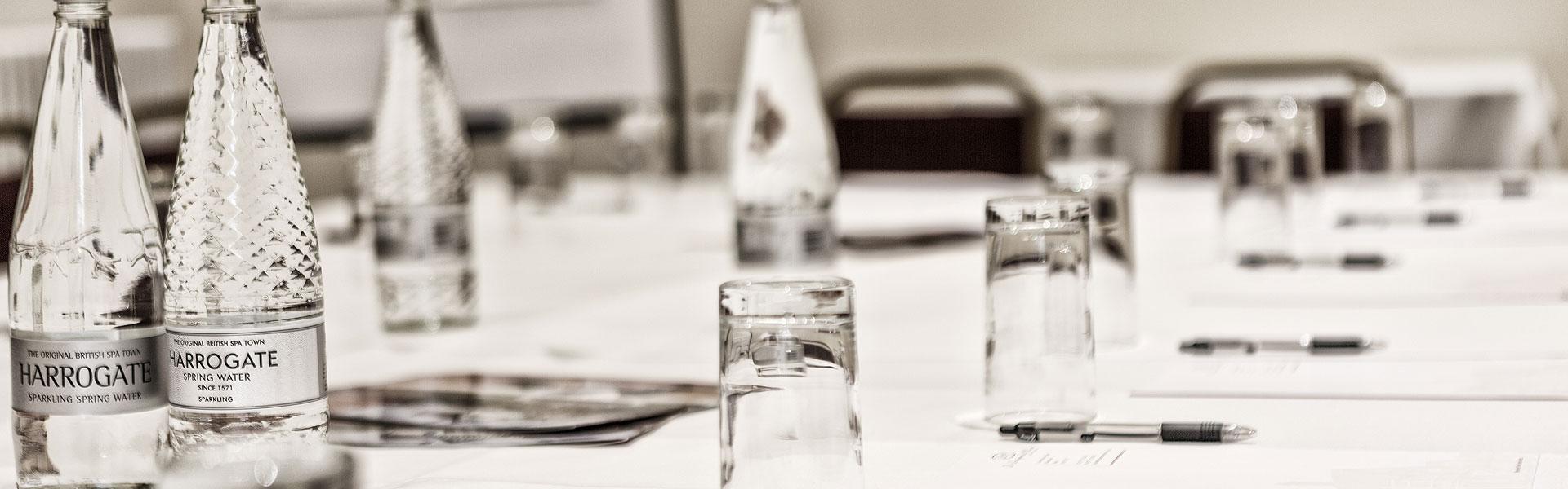 De Rougemont Manor Conferences