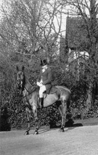 Brigadier Cecil Henry De Rougemont 1909