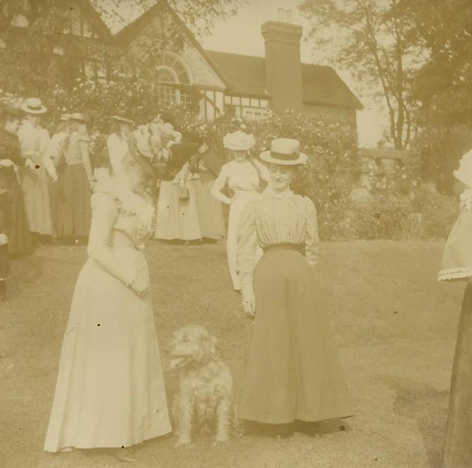 History of De Rougemont Manor
