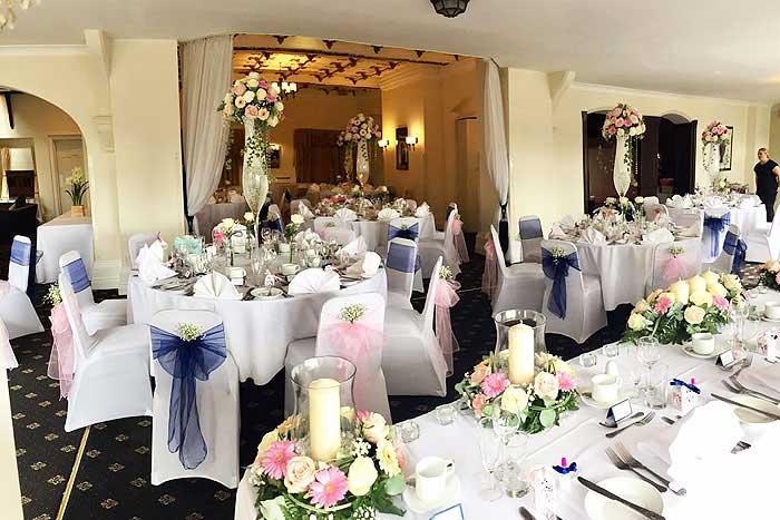 De Rougemont Manor Wedding
