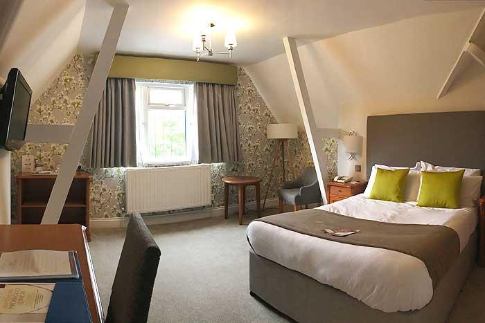 De Rougemont Manor Double Room