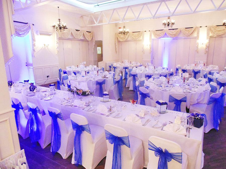 Weddings at De Rougemont Manor