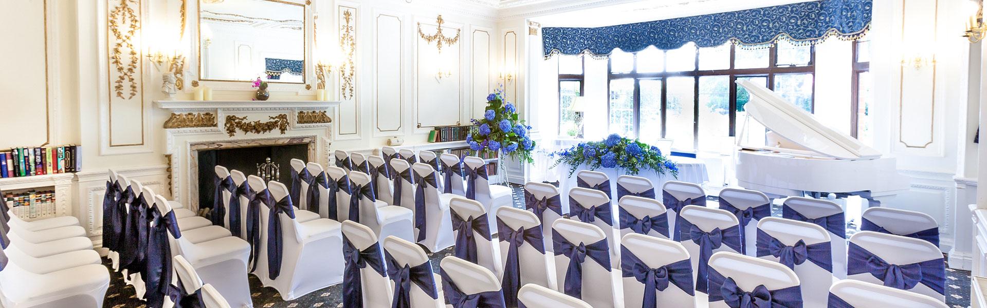 De Rougemont Manor Wedding Venue